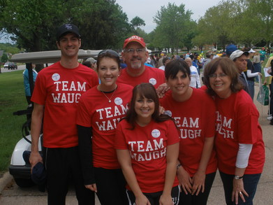 Nami Walk 2010 T-Shirt Photo