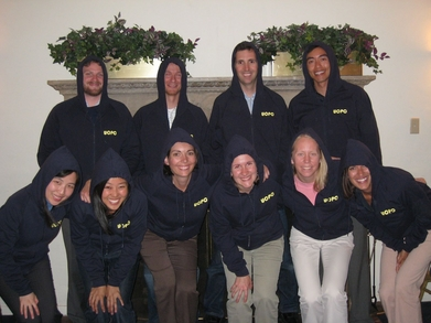 Ucsf Primary Care Interns In The Hood Ies T-Shirt Photo