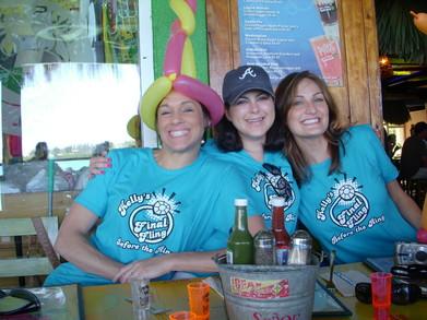 Kelly's Bachelorette Party T-Shirt Photo
