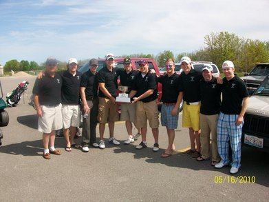 2010 Ryder Cup Champions T-Shirt Photo