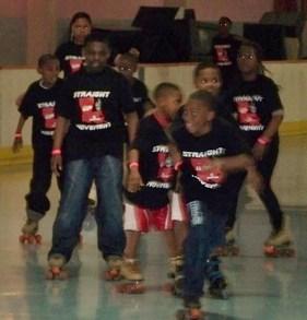 Skate Party T-Shirt Photo