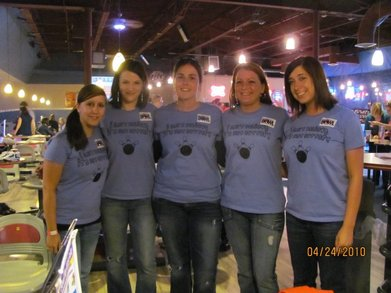 Big Brothers Big Sisters Bowl A Thon T-Shirt Photo