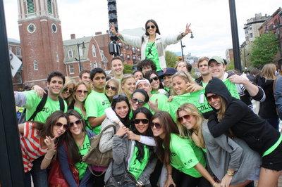 Marathon Funday T-Shirt Photo
