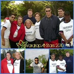 Wardrop All Stars T-Shirt Photo