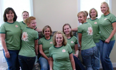 Armstrong Tant Dental Relay For Life 2010 T-Shirt Photo