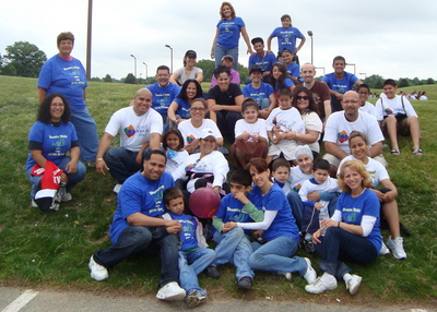 Brandon's Bunch Walk Now For Autism Speaks T-Shirt Photo