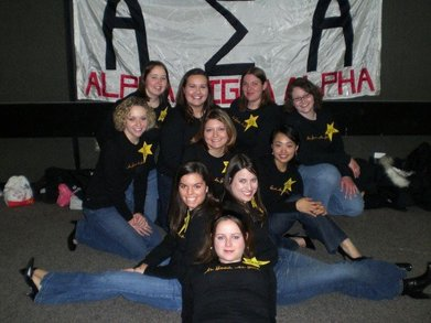 Meet The Greeks Night T-Shirt Photo