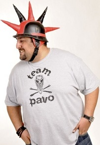 Pavo Jr.   Team Pavo Photoshoot T-Shirt Photo