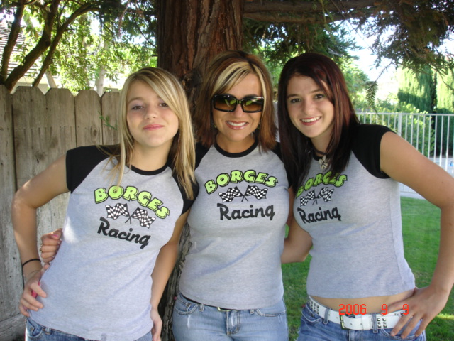 Custom T-Shirts for Borges Racing - Shirt Design Ideas