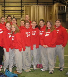 Spaulding Track Team T-Shirt Photo