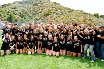 Powder Puff 2010 Go Seniors! T-Shirt Photo