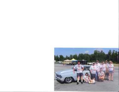 The Martin Racing Family T-Shirt Photo