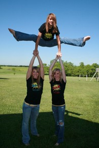 Acro Power T-Shirt Photo