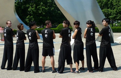 Dragon Phoenix Wushu Team T-Shirt Photo