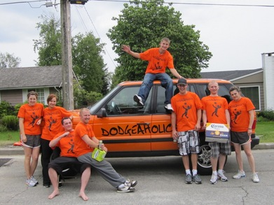 Dodgeaholics T-Shirt Photo