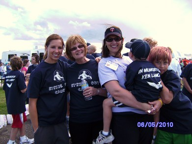 Relay For Life, Bismarck, Nd T-Shirt Photo