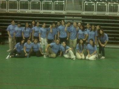 Sw Vocal Ensemble At The University Of Miami, June 4, 2010 T-Shirt Photo