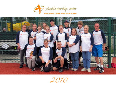 Team Lakeside T-Shirt Photo