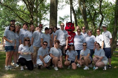 Team Simko Walks To Defeat Als 2010 T-Shirt Photo