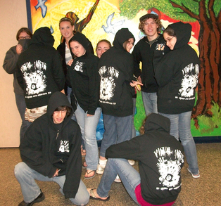 Hs Art Club T-Shirt Photo