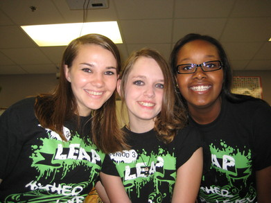 Leap 2010 Shirts! T-Shirt Photo