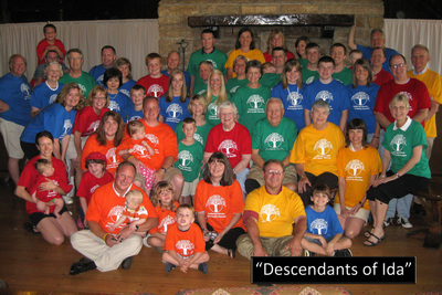 Descendants Of Ida T-Shirt Photo