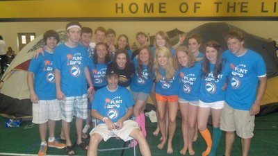 Flint Tropics @ Relay For Life T-Shirt Photo