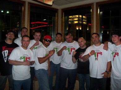"Team Endurance ""El Matador"" T-Shirt Photo"