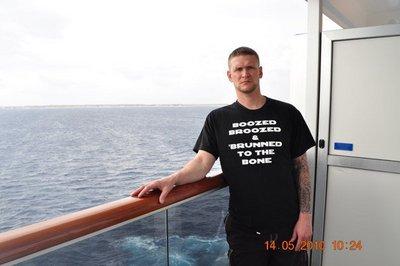 Custom Ink On The High Seas T-Shirt Photo