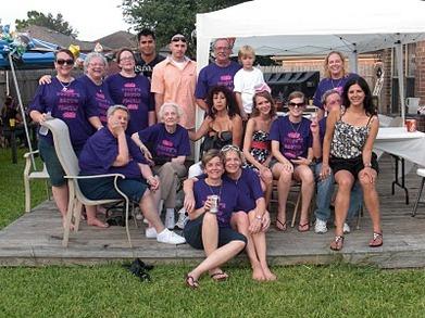 Poppy's Bayou Family T-Shirt Photo