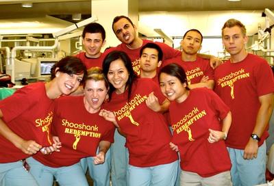 Team Shooshank T-Shirt Photo