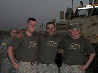 Soldiers T-Shirt Photo
