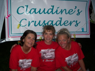 Claudine's Crusaders T-Shirt Photo