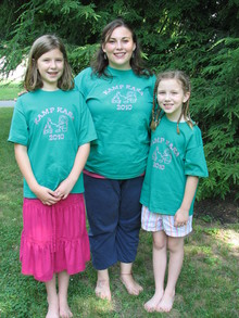 Kamp Kara 2010 T-Shirt Photo