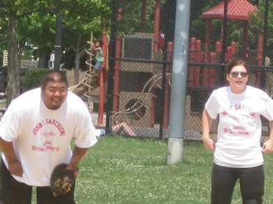 John F Sarchioni Annual Memorial Softball Tourney T-Shirt Photo