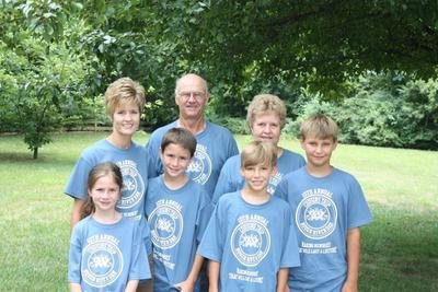 10th Annual Cousins Trip T-Shirt Photo