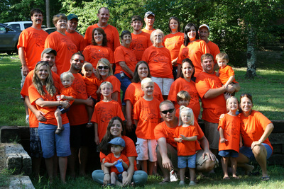 Our Family Vacation T-Shirt Photo