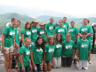 Mountain Top Experience T-Shirt Photo