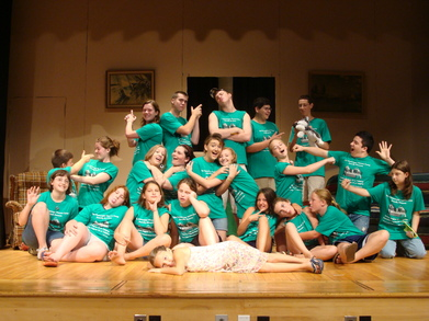 Drama Kids! T-Shirt Photo