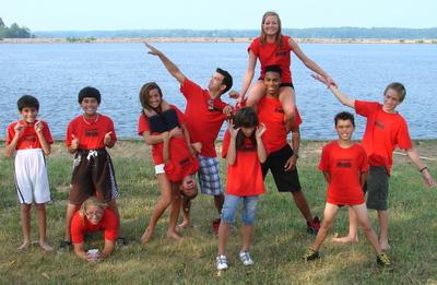 Leet Family Cousin Camp T-Shirt Photo
