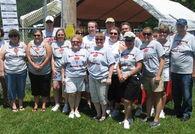 Team Memorial For Relay For Life T-Shirt Photo