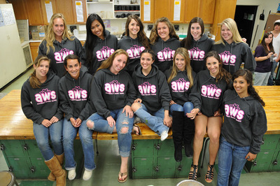 The Ladies Of Aws! T-Shirt Photo