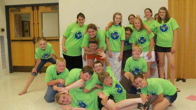 Say Being Crazy At Our Lock In T-Shirt Photo
