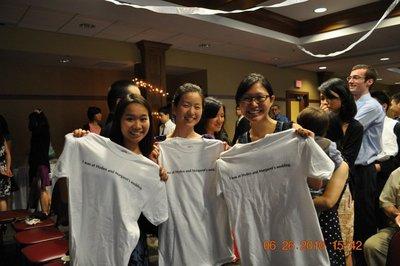 Hooray For Wedding Favors T-Shirt Photo