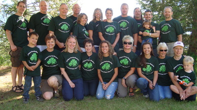 Luck Of The Irish Reunion! T-Shirt Photo