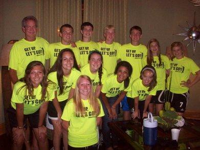 New Orleans Mission Trip 2010 T-Shirt Photo