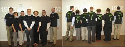 Comcast Team Awesome T-Shirt Photo