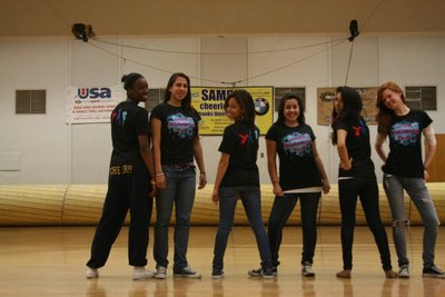 Dance Combination Club T-Shirt Photo