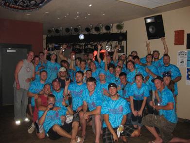 8th Annual Camping Extravaganza T-Shirt Photo