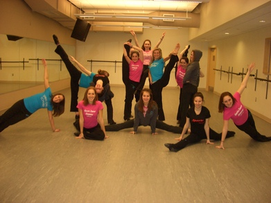 Sparks Dance Co. From Upenn T-Shirt Photo